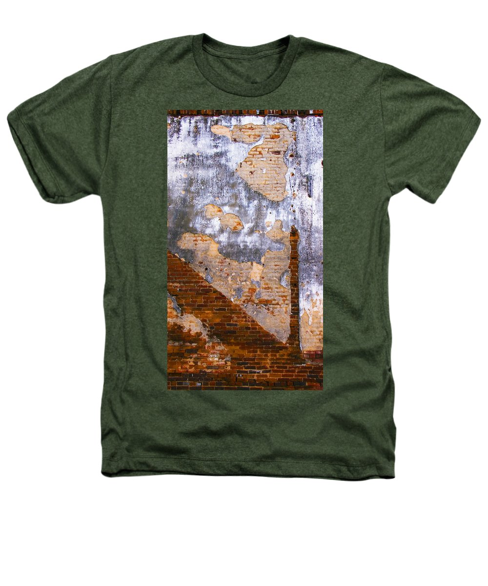 Architecture Heathers T-Shirt featuring the photograph Finger Food by Skip Hunt