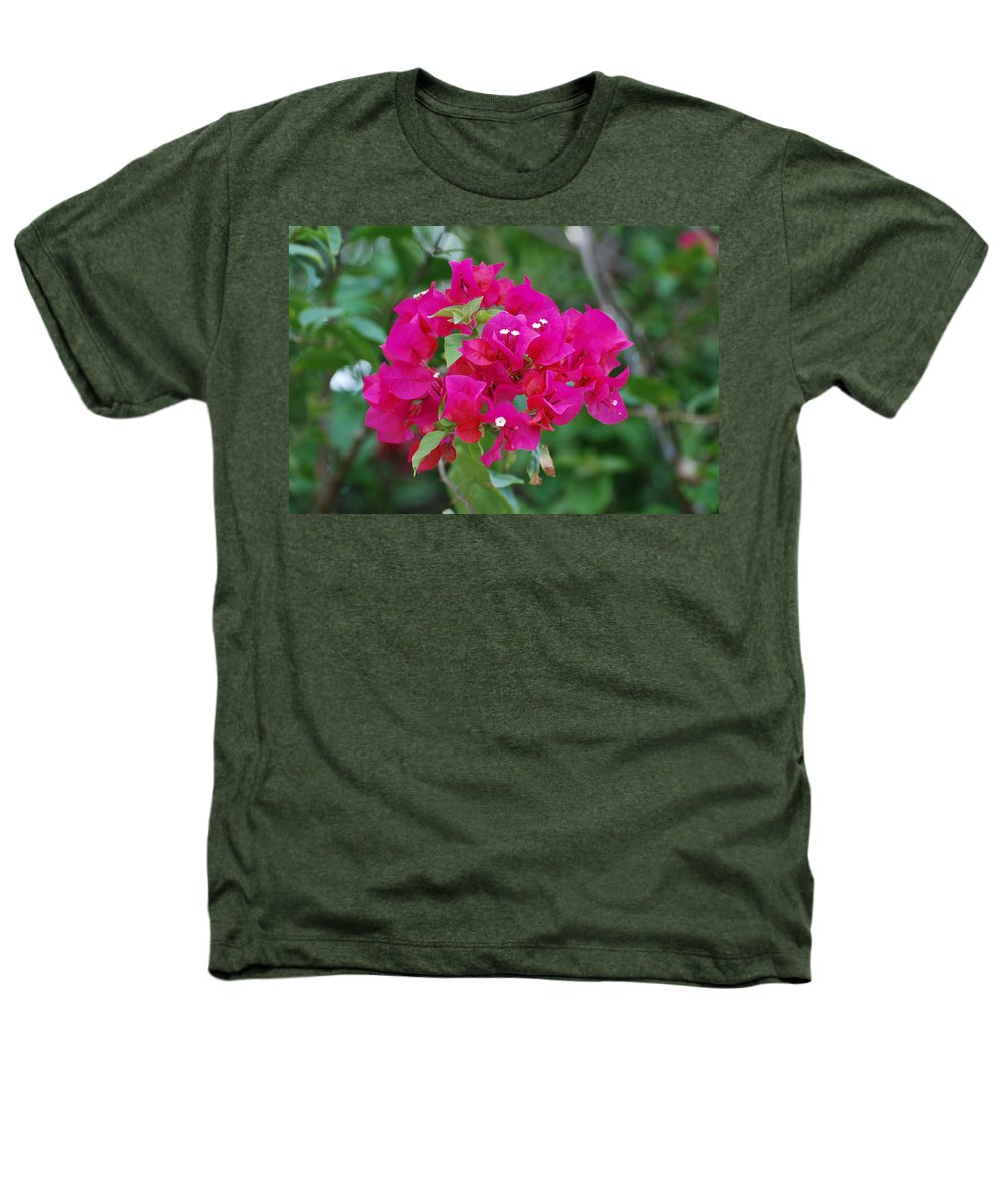 Flowers Heathers T-Shirt featuring the photograph Flowers by Rob Hans