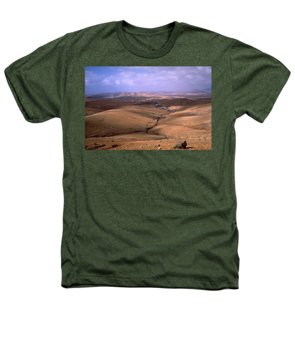 Fuerteventura Heathers T-Shirt featuring the photograph Fuerteventura I by Flavia Westerwelle