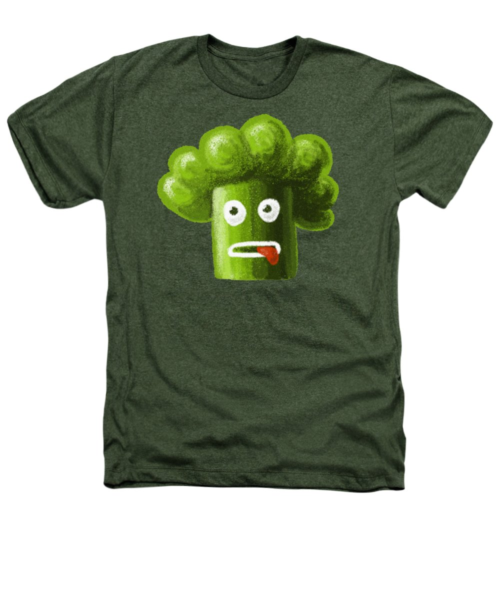 Broccoli Heathers T-Shirts
