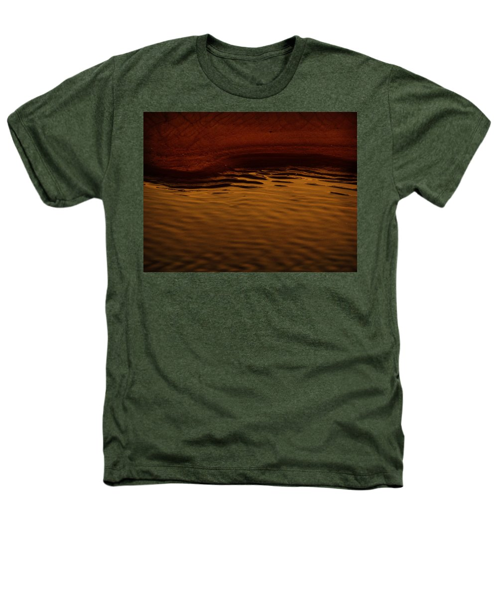 Abstract Heathers T-Shirt featuring the photograph I Want To Wake Up Where You Are by Dana DiPasquale