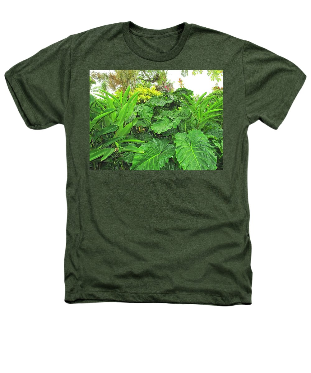 Vegetation Heathers T-Shirt featuring the photograph Lust Too by Ian MacDonald