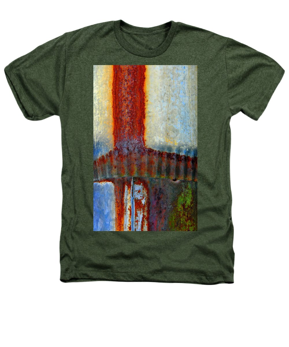 Skip Hunt Heathers T-Shirt featuring the photograph Magma by Skip Hunt