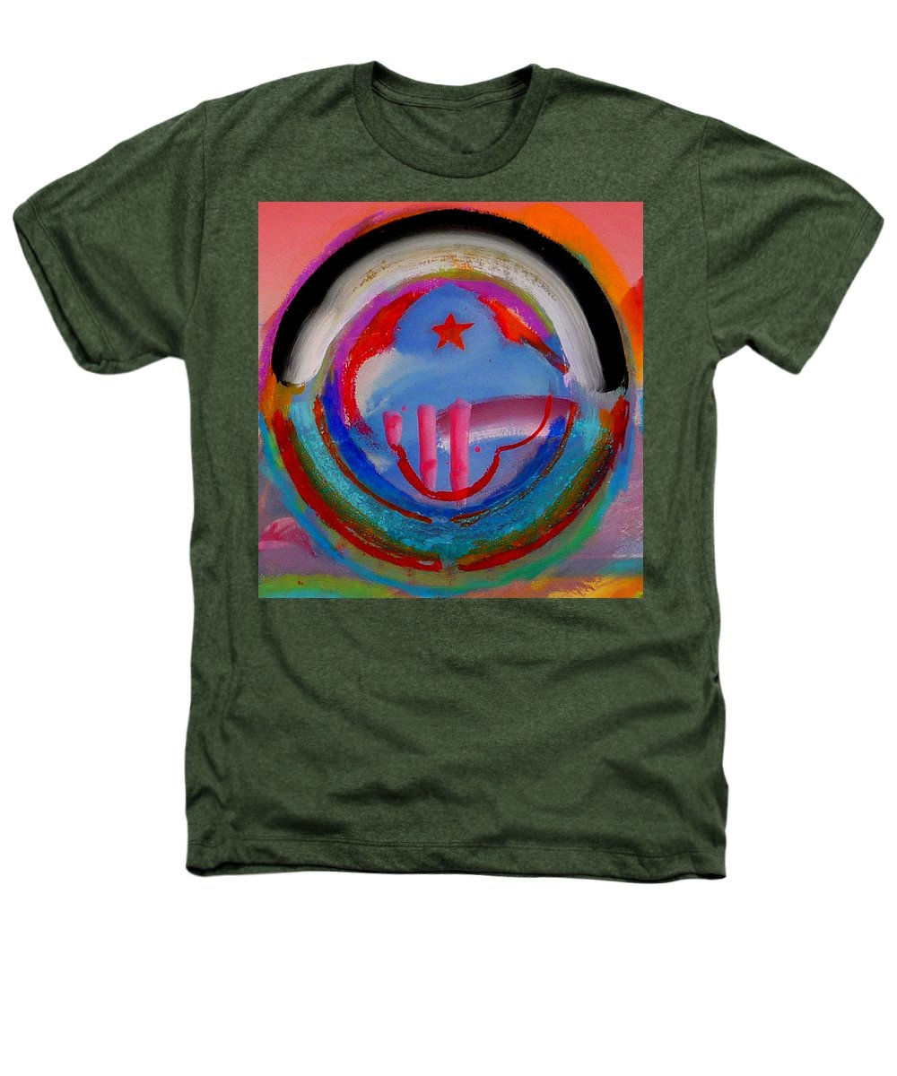 Logo Heathers T-Shirt featuring the painting Morning Light by Charles Stuart