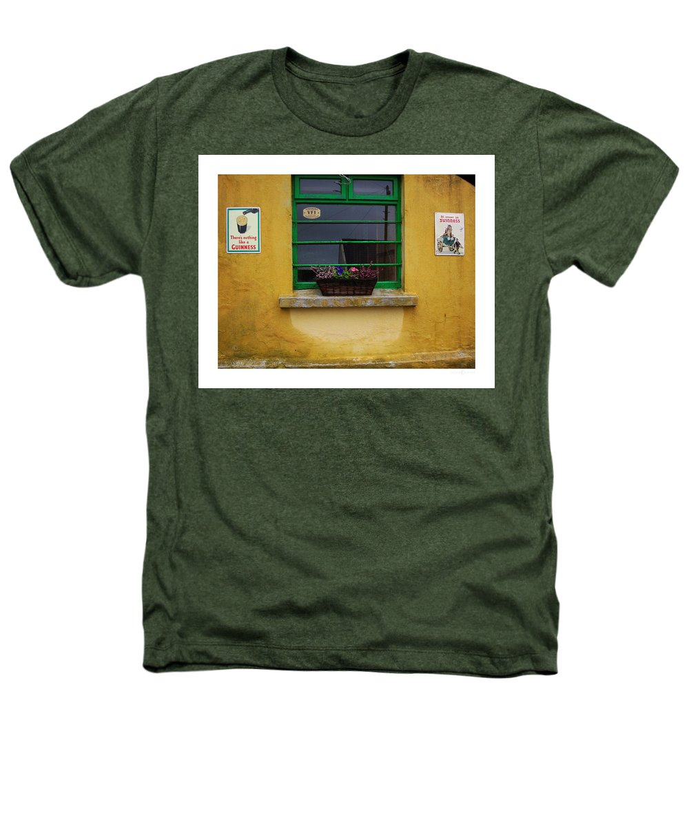 Ireland Heathers T-Shirt featuring the photograph Nothing Like A Guinness by Tim Nyberg