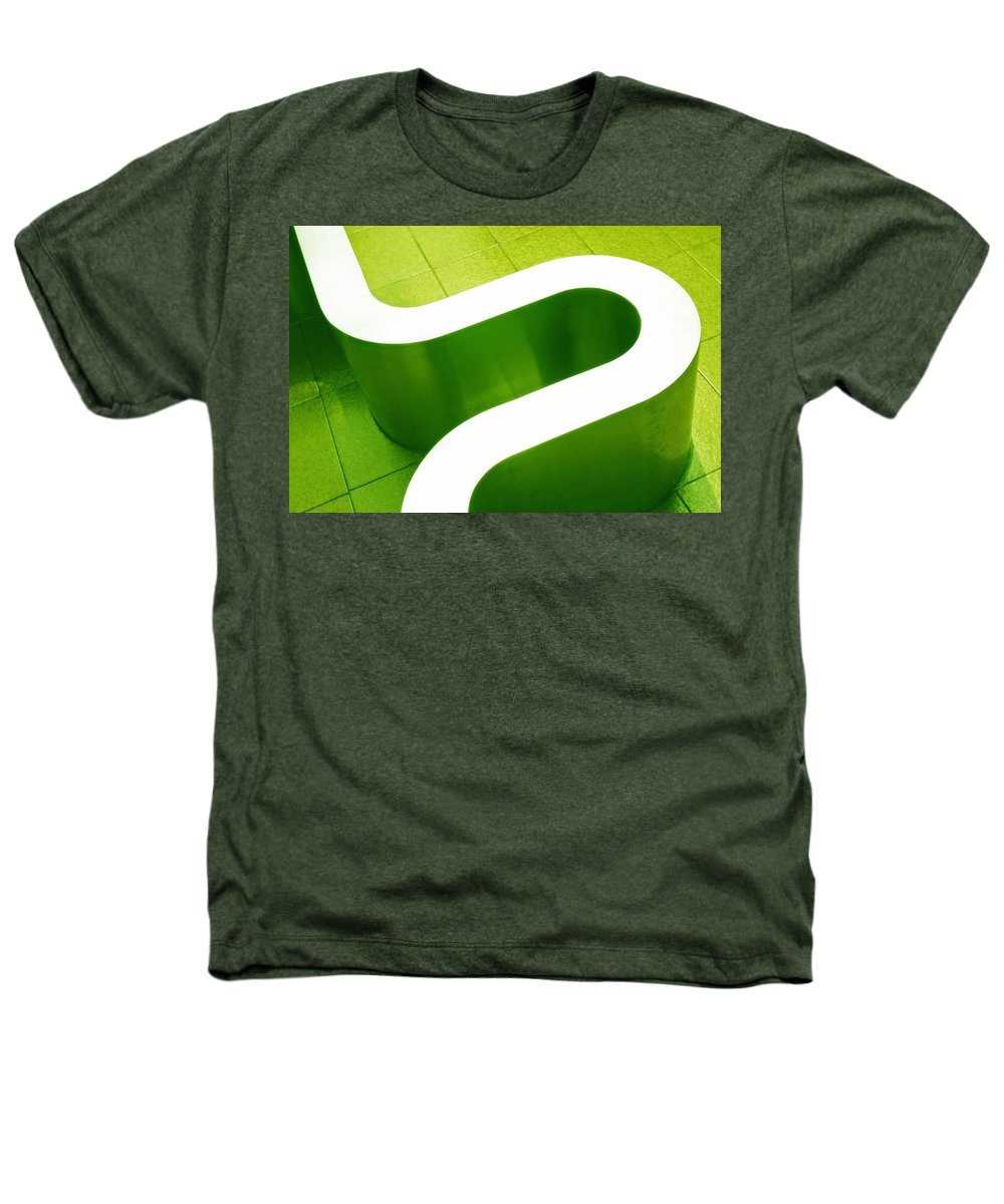 Abstract Heathers T-Shirt featuring the photograph Pharmacia by Skip Hunt