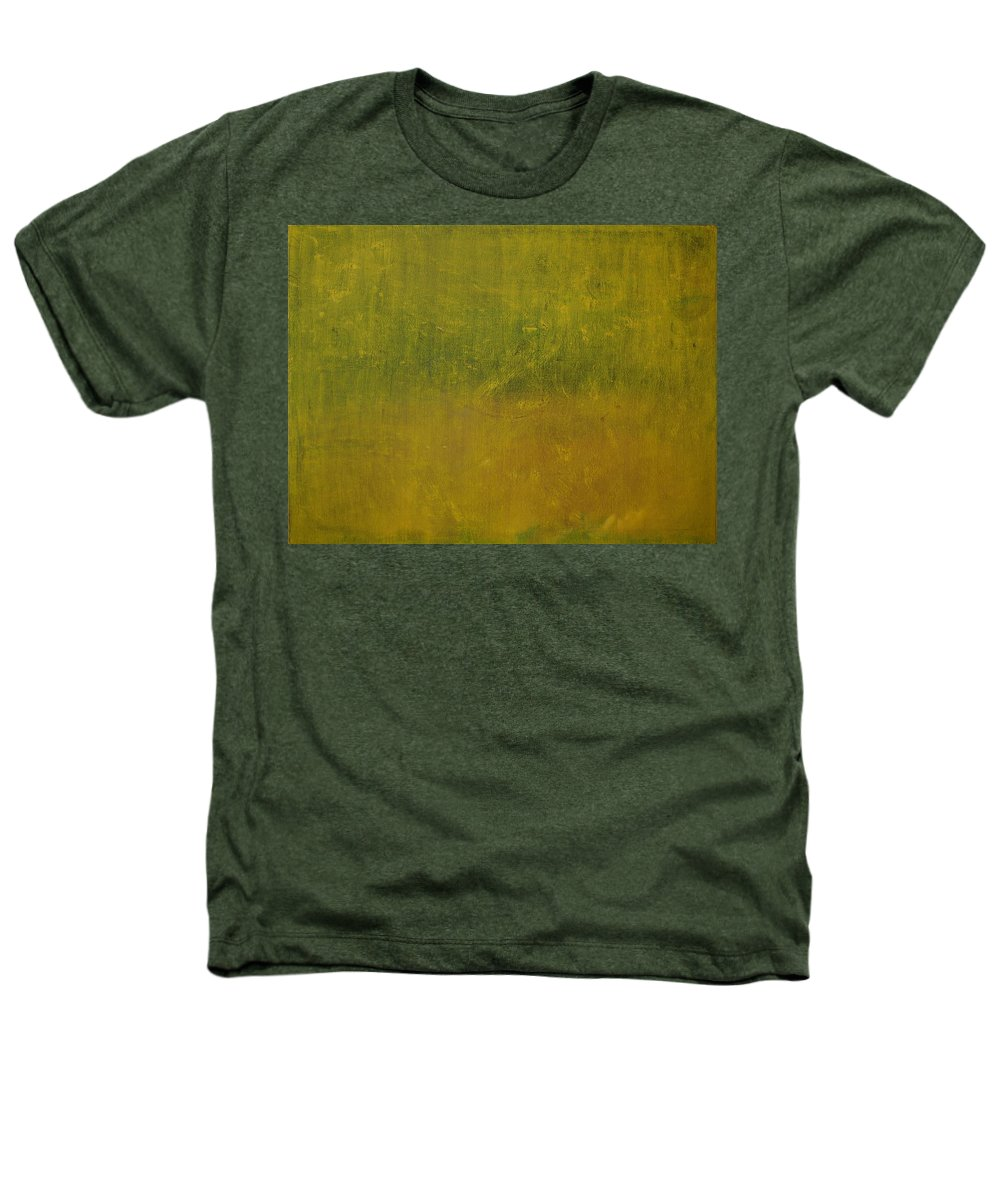 Jack Diamond Heathers T-Shirt featuring the painting Reflections Of A Summer Day by Jack Diamond
