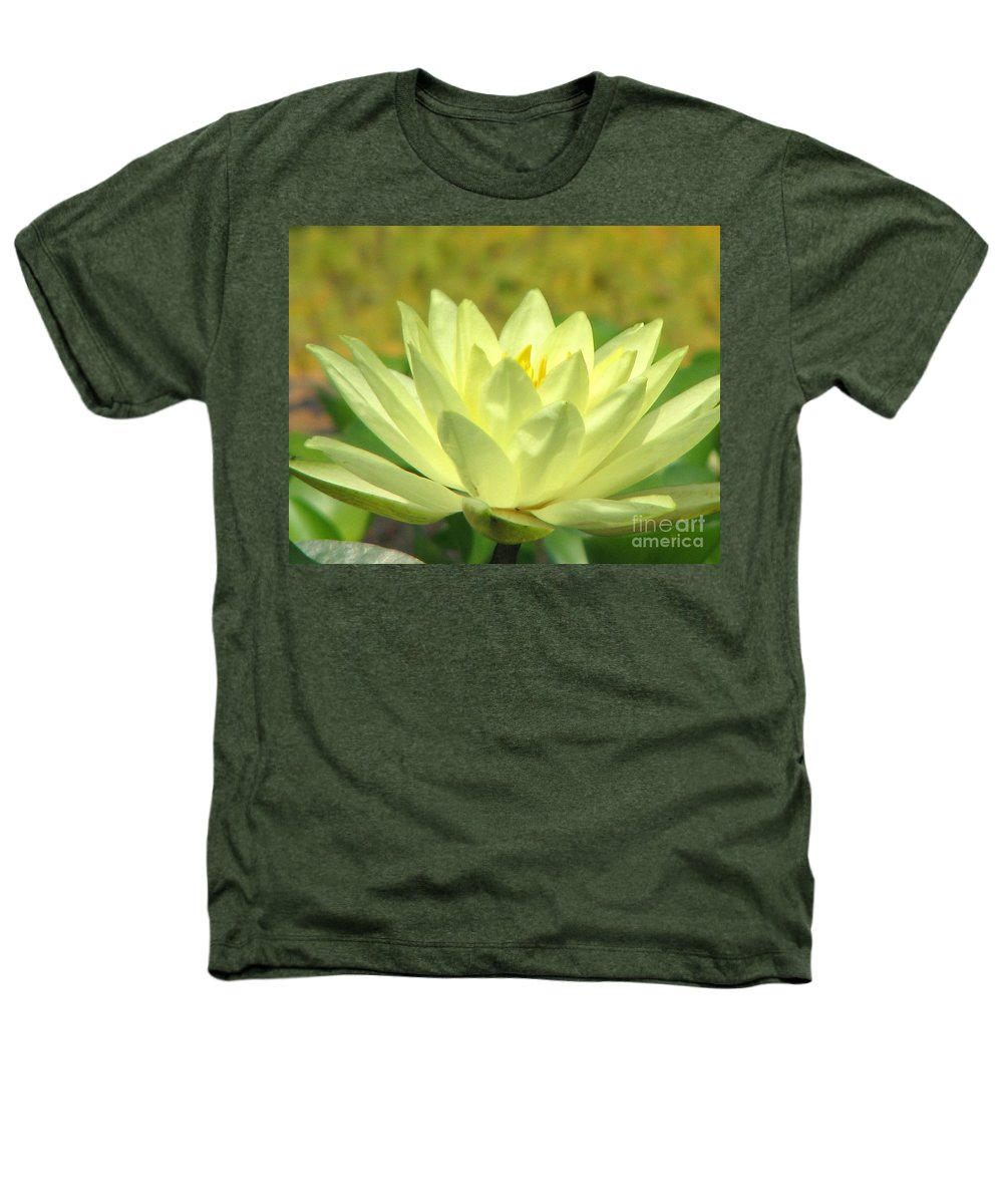 Lillypad Heathers T-Shirt featuring the photograph Shades by Amanda Barcon