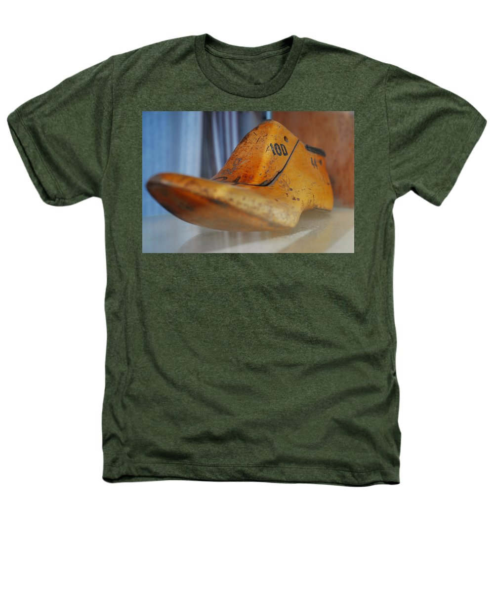 Wooden Heathers T-Shirt featuring the photograph Shape Shifter by Skip Hunt