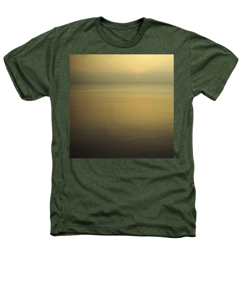 Blur Heathers T-Shirt featuring the photograph Tell Me If You Know All This by Dana DiPasquale