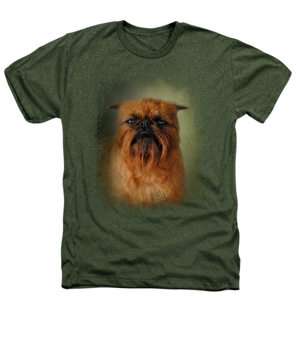 Griffon Heathers T-Shirts