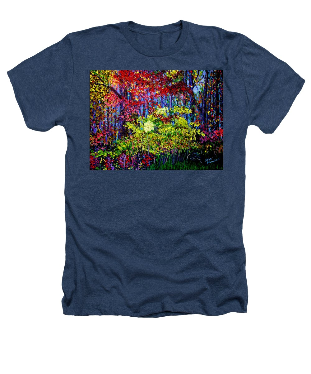 Impressionism Heathers T-Shirt featuring the painting Impressionism 1 by Stan Hamilton