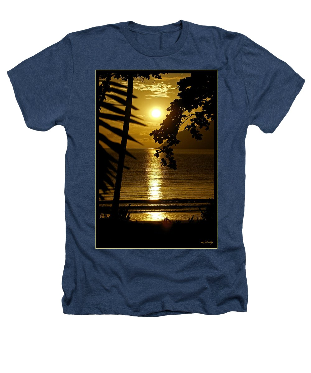 Landscapes Heathers T-Shirt featuring the photograph Shimmer by Holly Kempe