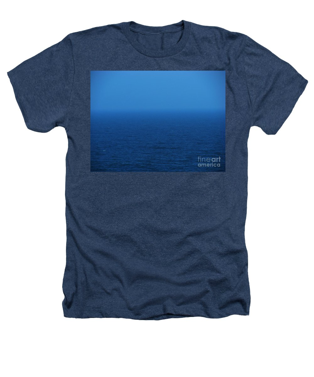 Blue Heathers T-Shirt featuring the photograph Stepping Into A Dream by Amanda Barcon