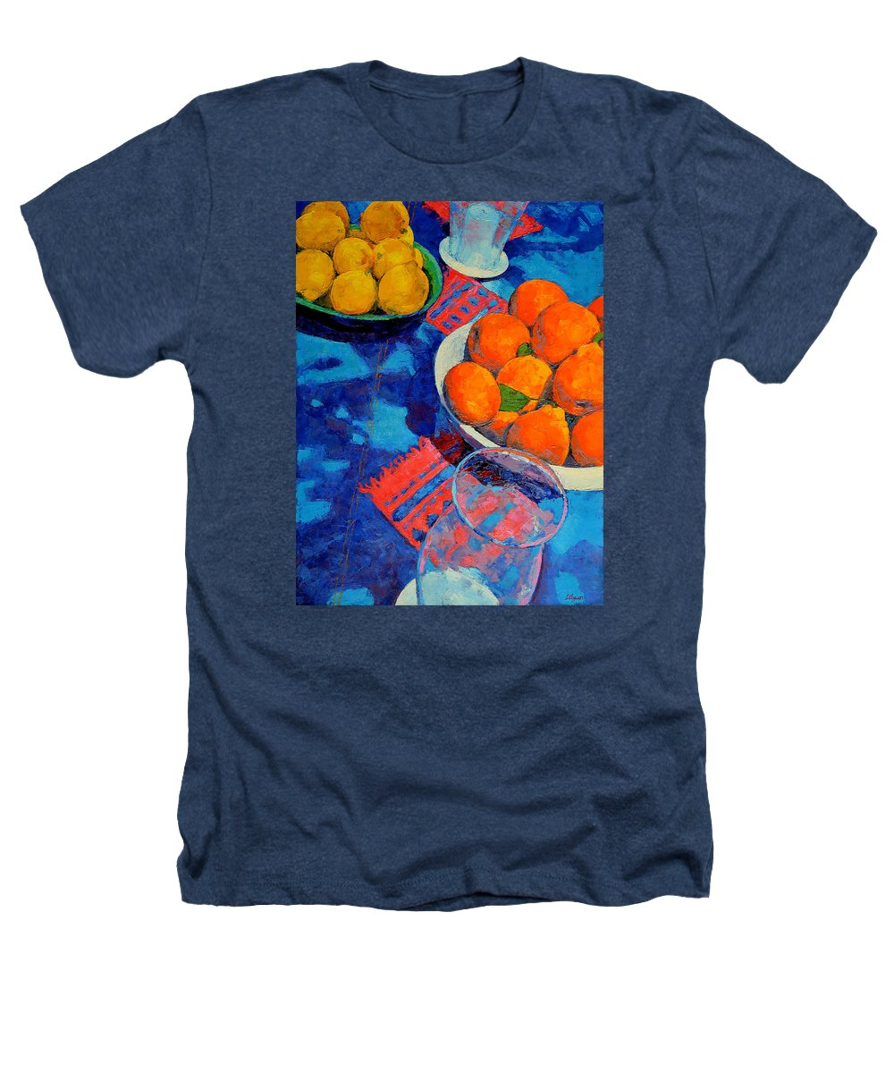 Still Life Heathers T-Shirt featuring the painting Still Life 2 by Iliyan Bozhanov