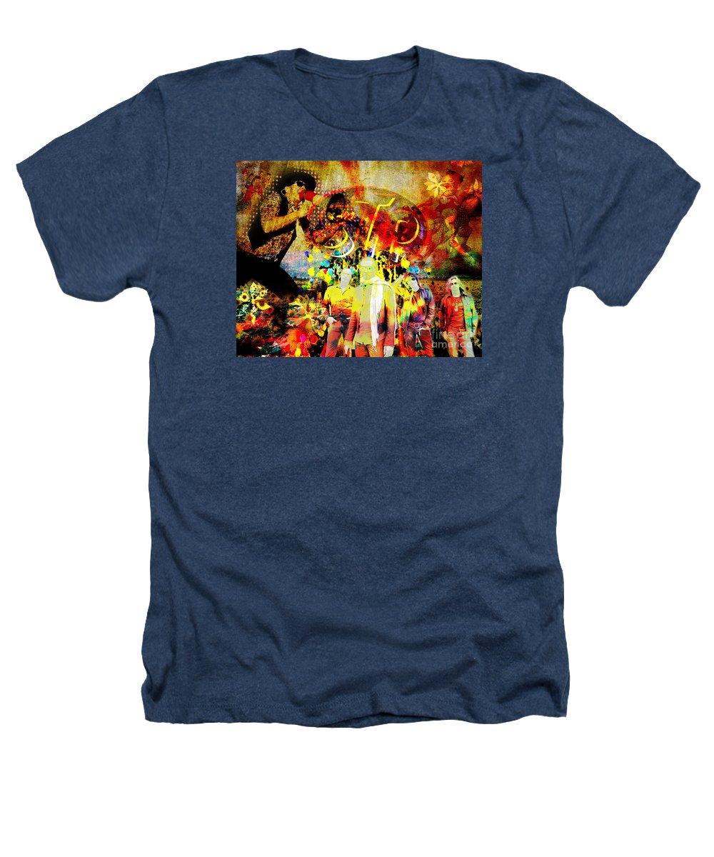 Stone Temple Pilots Heathers T-Shirts