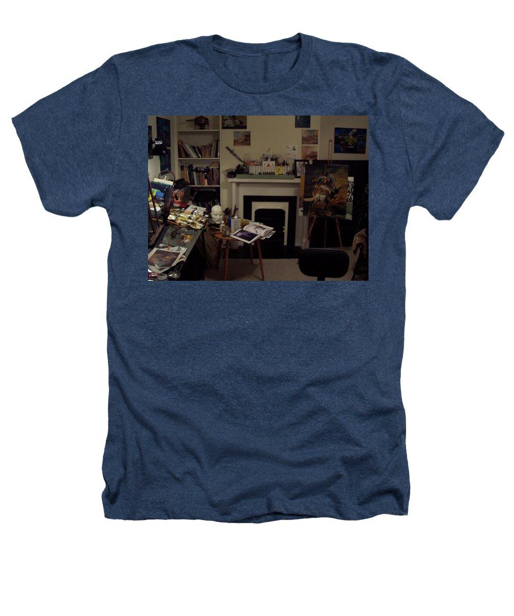 Heathers T-Shirt featuring the photograph Savannah 9studio by Jude Darrien