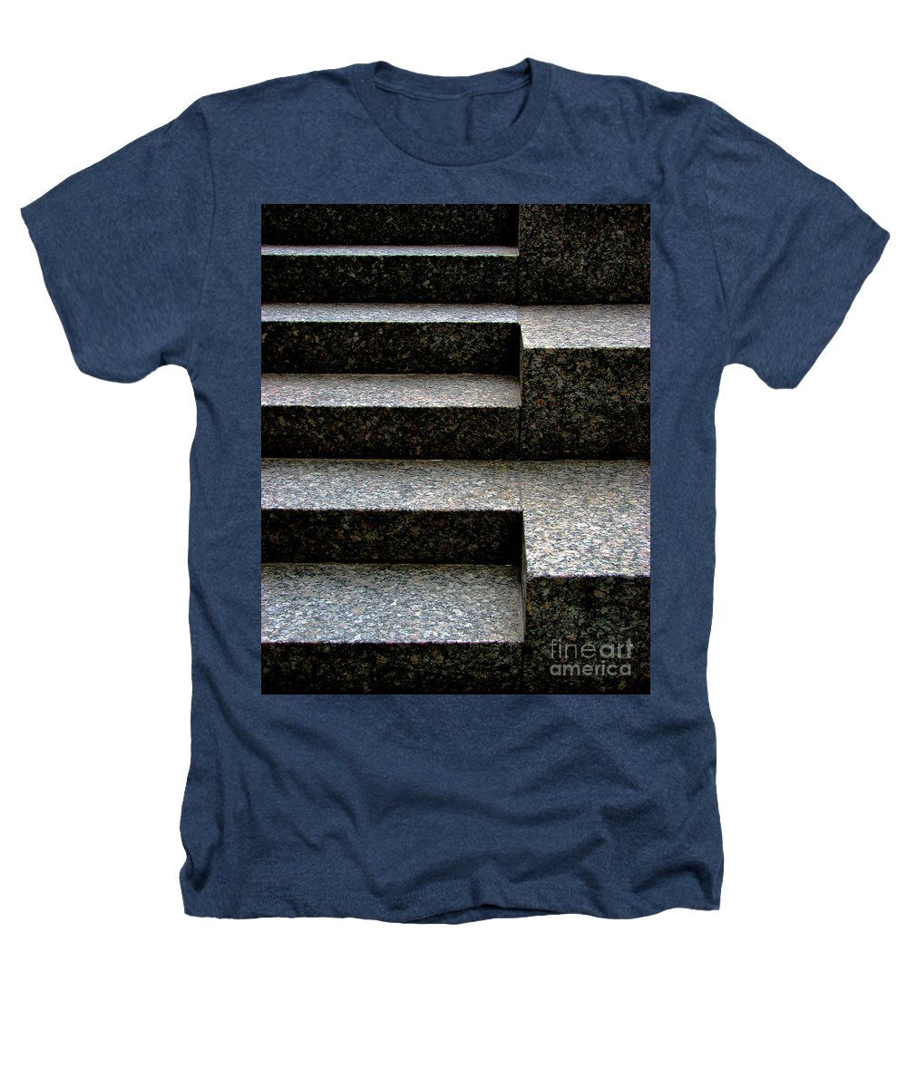 Architectural Heathers T-Shirt featuring the photograph Gradation by Dana DiPasquale