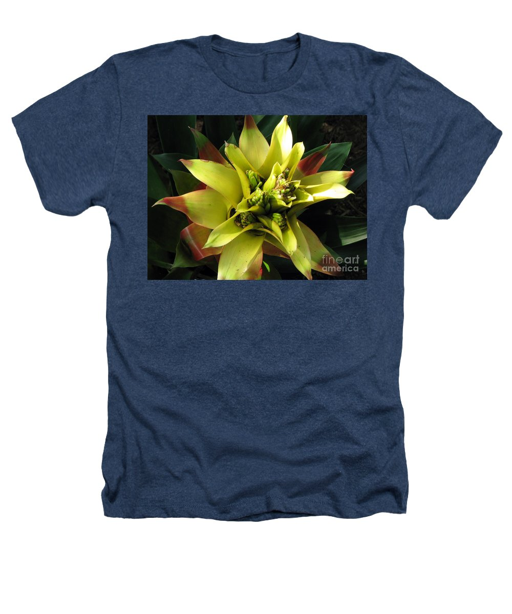 Tropical Heathers T-Shirt featuring the photograph Tropical by Amanda Barcon