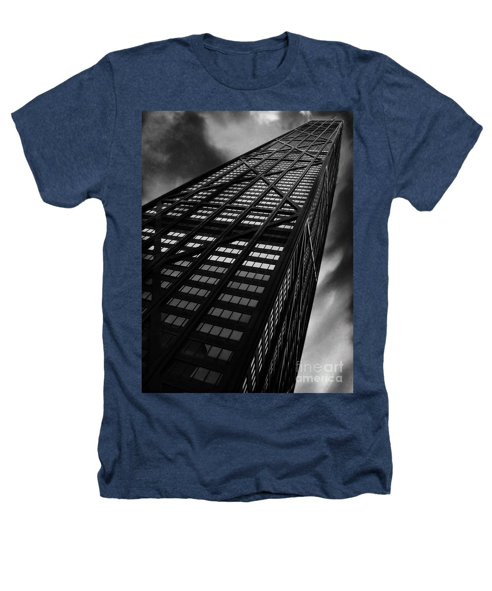 City Heathers T-Shirt featuring the photograph Limitless by Dana DiPasquale