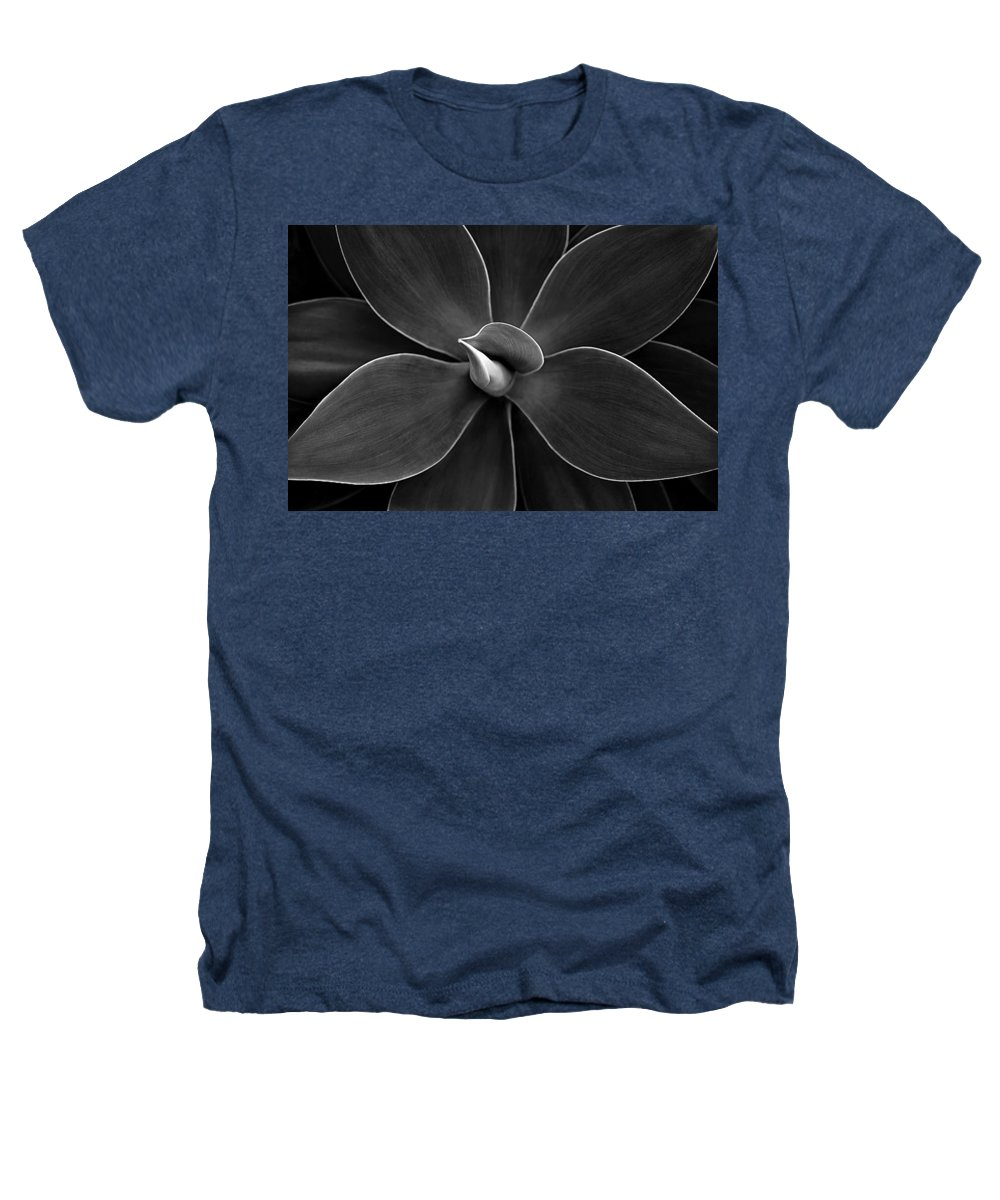 Agave Heathers T-Shirt featuring the photograph Agave Leaves Detail by Marilyn Hunt
