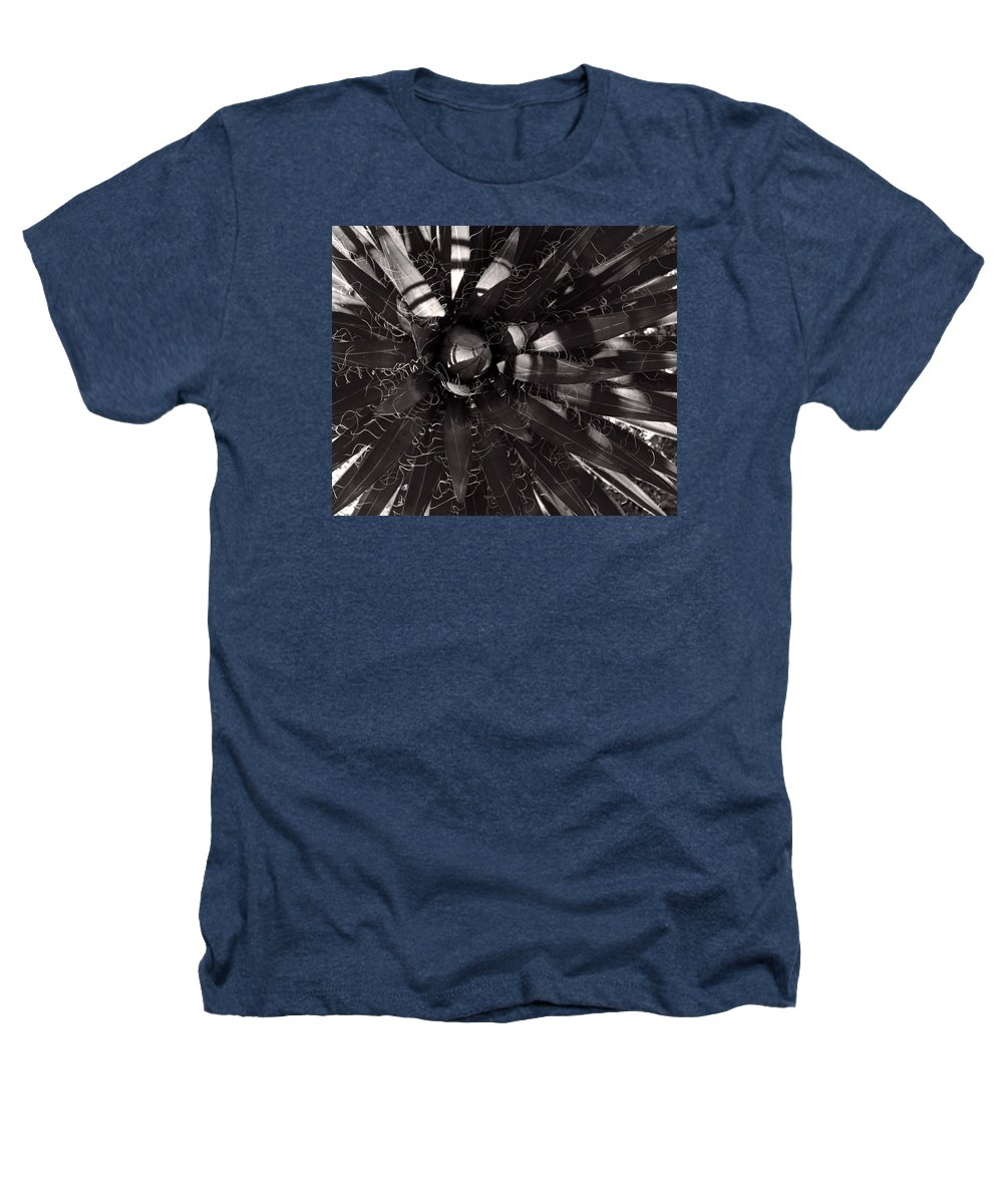 Agave Heathers T-Shirt featuring the photograph Agave by Steve Bisgrove