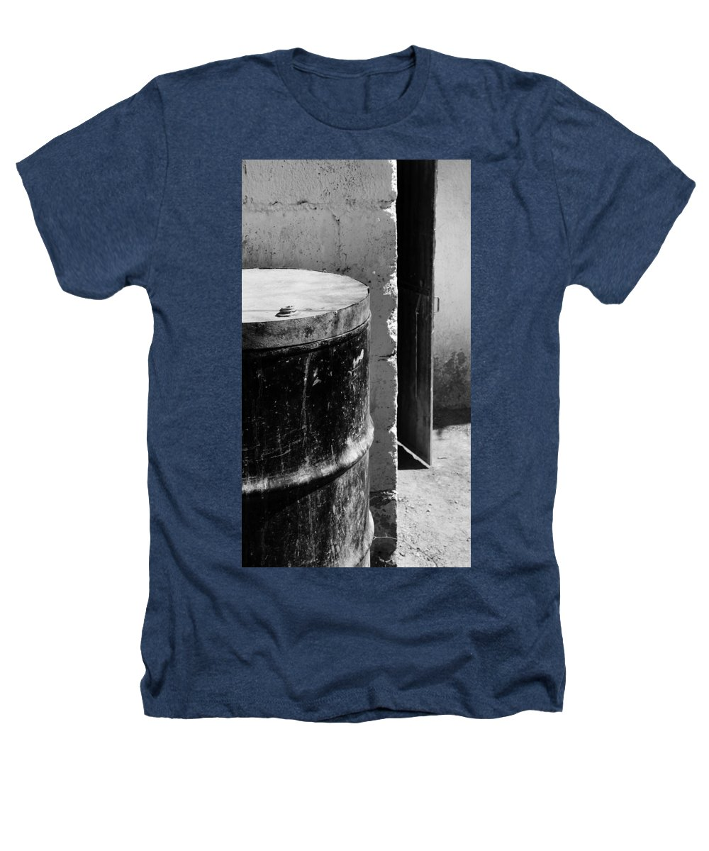 Skip Hunt Heathers T-Shirt featuring the photograph Agua by Skip Hunt