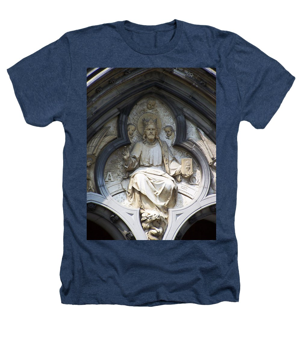 Ireland Heathers T-Shirt featuring the photograph Alpha And Omega by Teresa Mucha