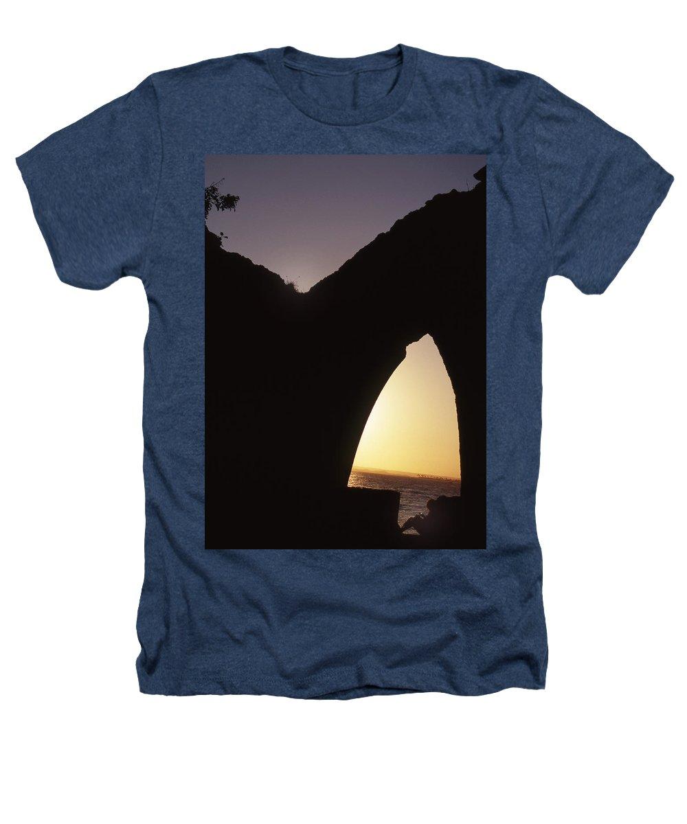 Bahia Heathers T-Shirt featuring the photograph Bahian Sunset by Patrick Klauss