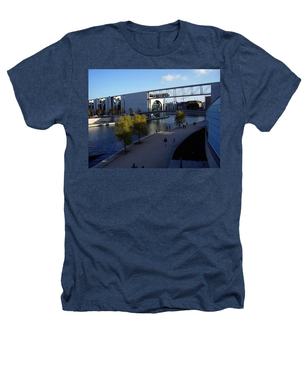 Paul-loebe Heathers T-Shirt featuring the photograph Berlin II by Flavia Westerwelle