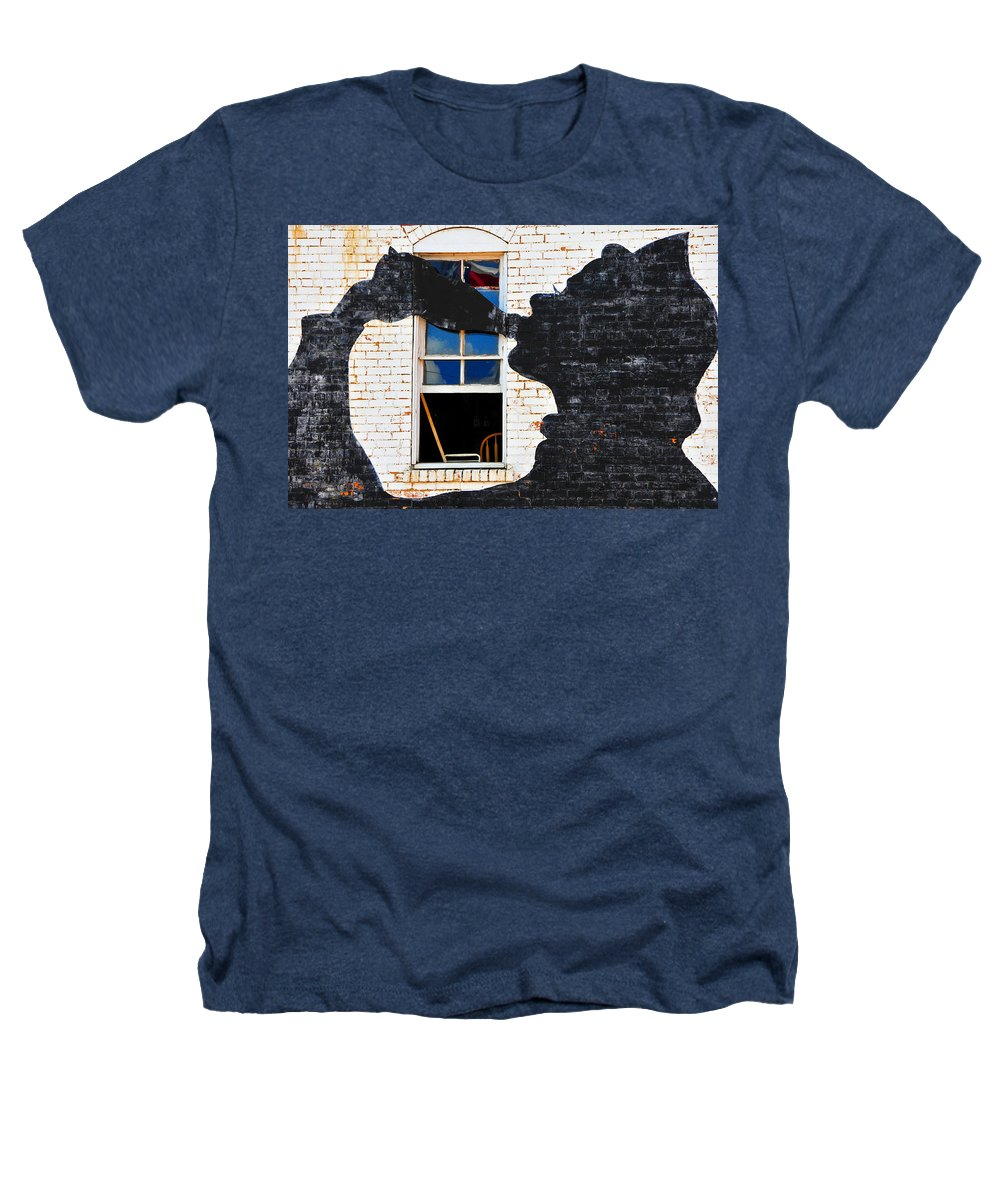 Photography Heathers T-Shirt featuring the photograph Black Betty by Skip Hunt