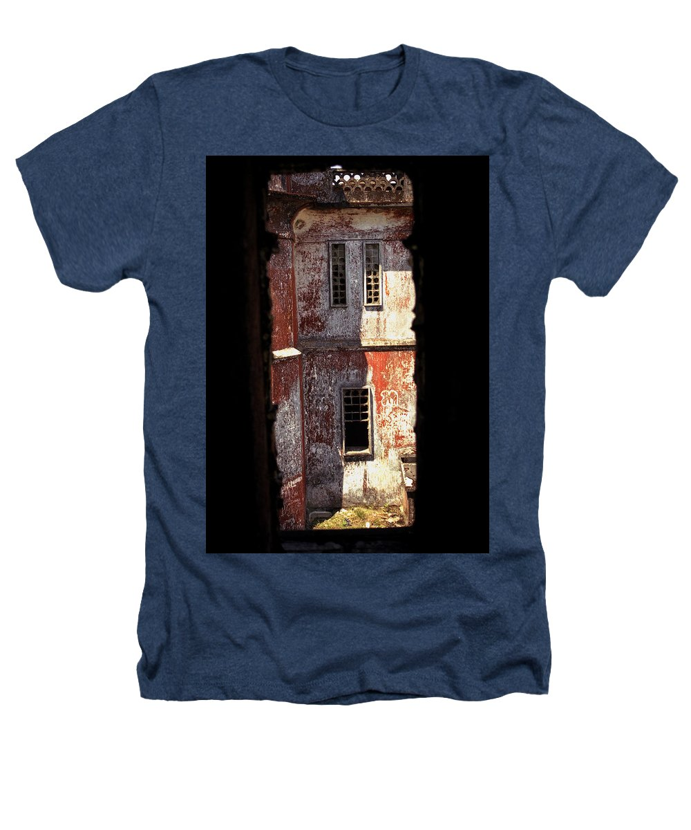 Bokor Heathers T-Shirt featuring the photograph Bokor by Patrick Klauss