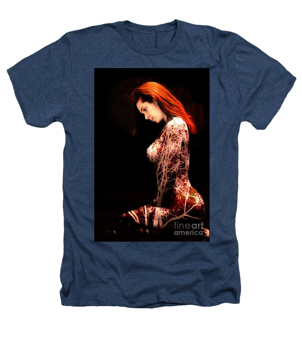 Clay Heathers T-Shirt featuring the photograph Branching Out by Clayton Bruster