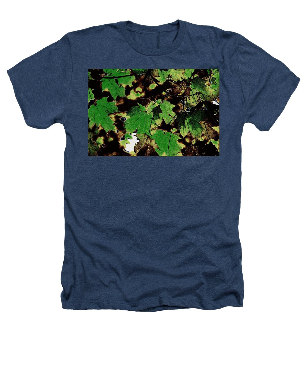 Landscape Heathers T-Shirt featuring the photograph Chocolate Pudding by Ed Smith