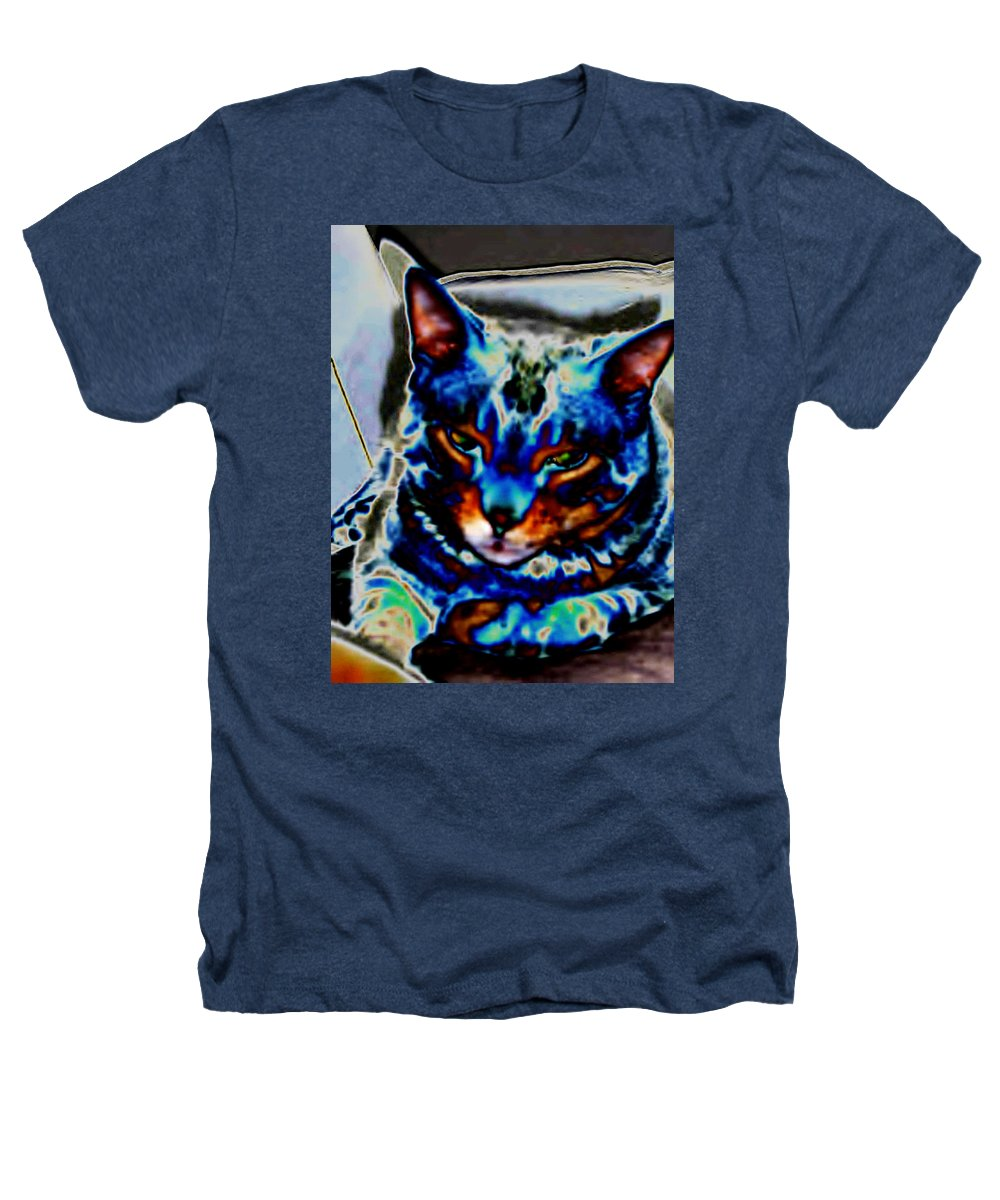 Cat Heathers T-Shirt featuring the photograph Day Dreamer by Dawn Johansen