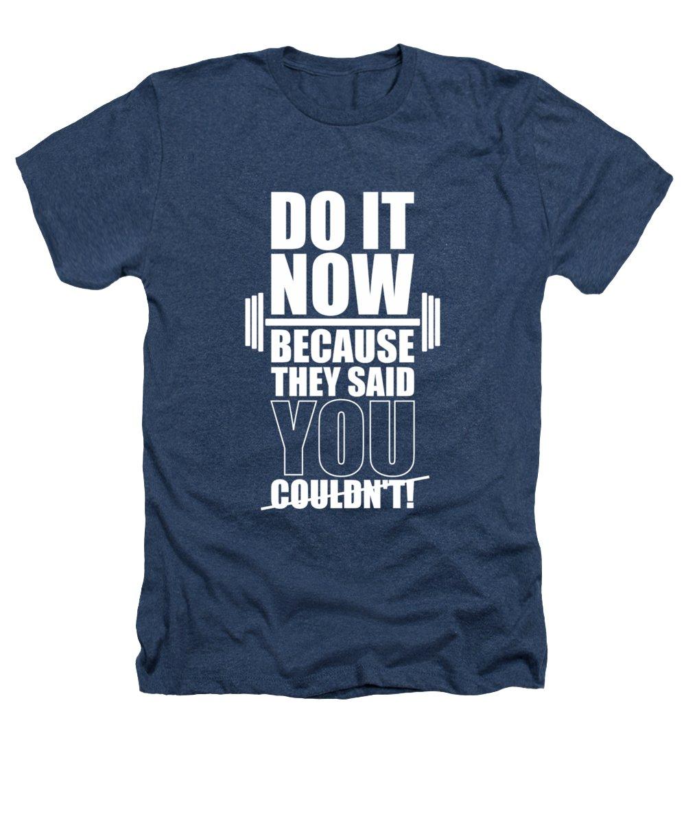Workout Heathers T-Shirts