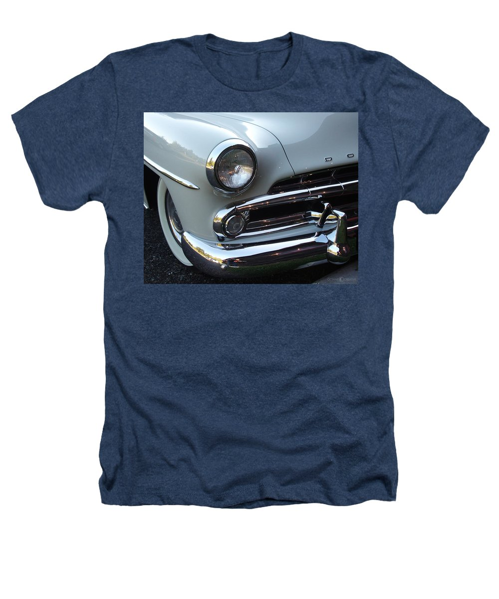 Dodge Heathers T-Shirt featuring the photograph Dodge by Tim Nyberg