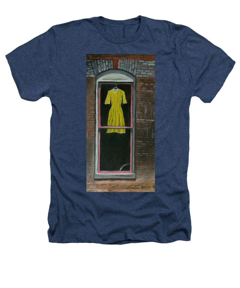 Original Heathers T-Shirt featuring the painting Dress Up by Stephen King