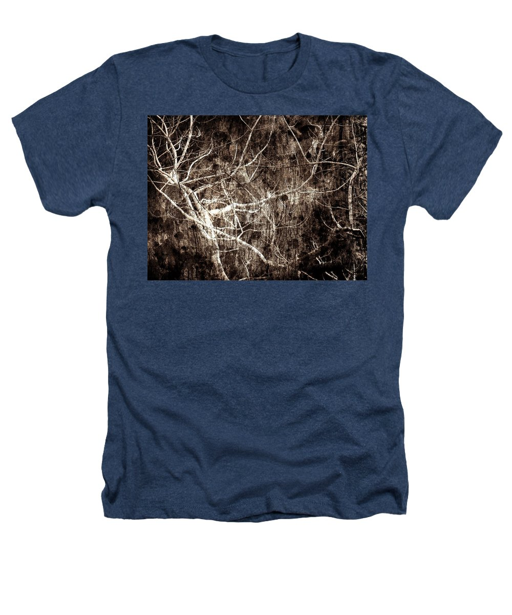 Tree Heathers T-Shirt featuring the photograph Endless by Gaby Swanson