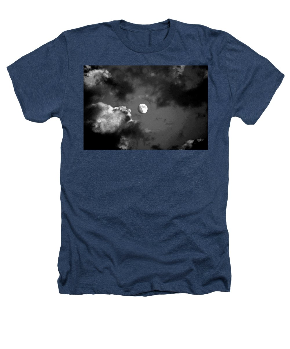 Sky Heathers T-Shirt featuring the photograph Eye In The Sky by Steve Karol