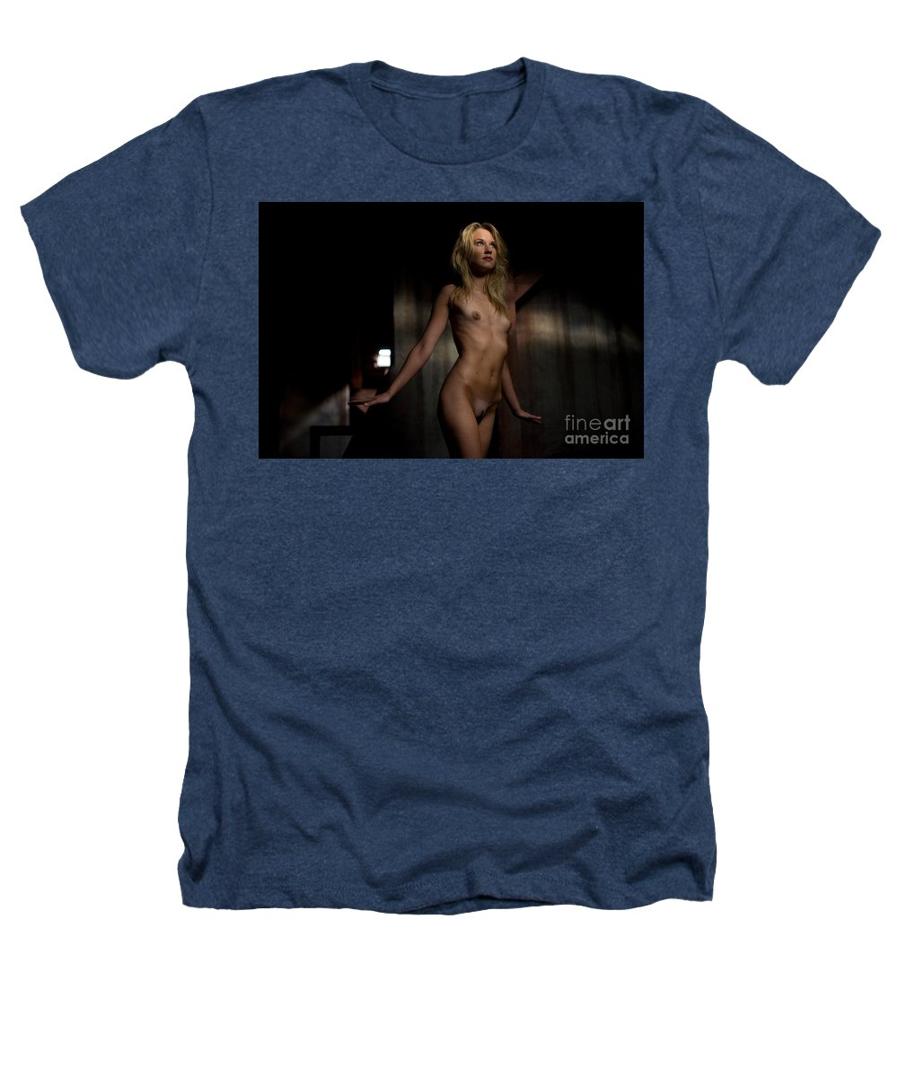 Sensual Heathers T-Shirt featuring the photograph Fly Angel by Olivier De Rycke
