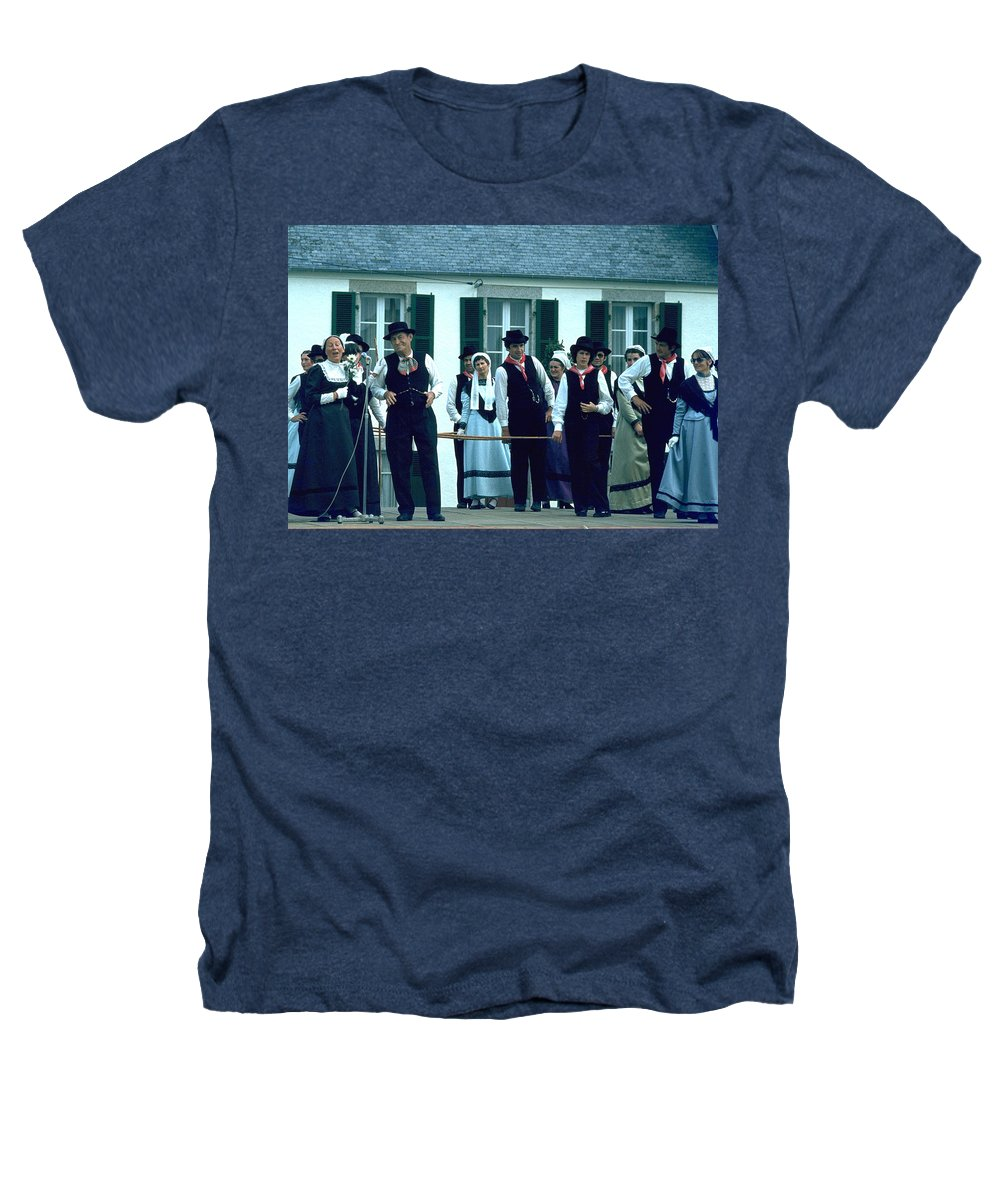 Tradition Heathers T-Shirt featuring the photograph Folk Music by Flavia Westerwelle