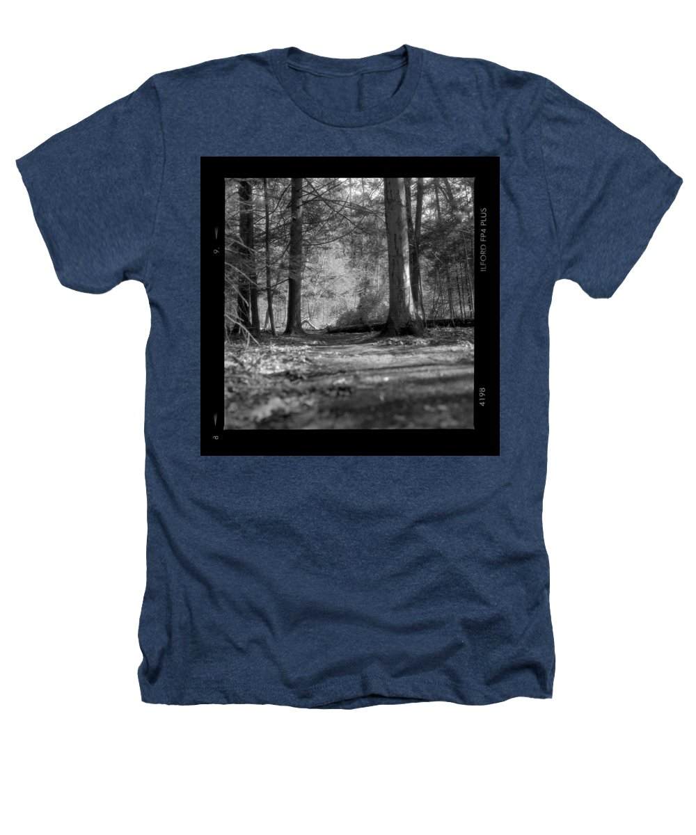 Trees Heathers T-Shirt featuring the photograph Ground Floor by Jean Macaluso