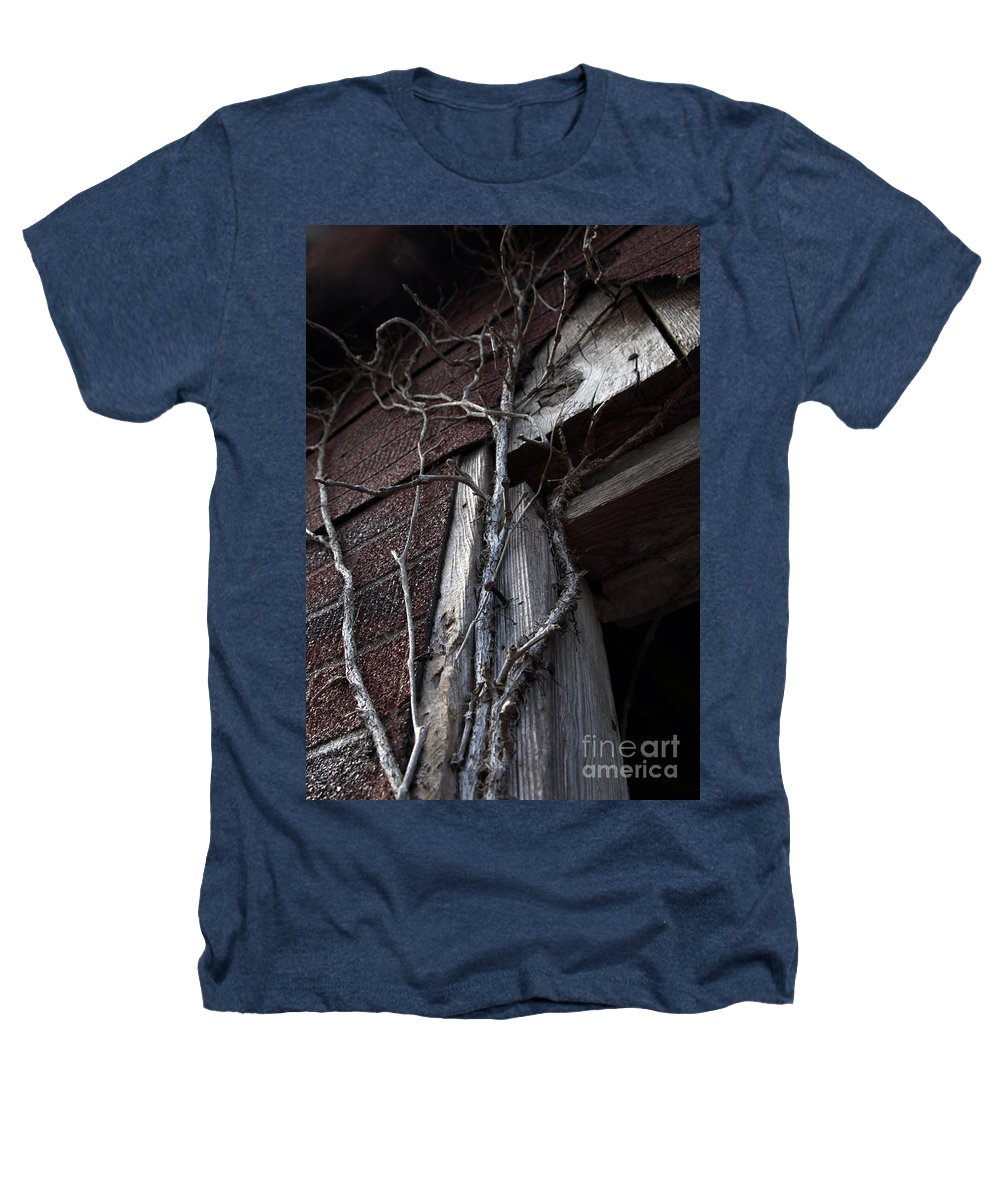 Broken Heathers T-Shirt featuring the photograph Growth by Amanda Barcon