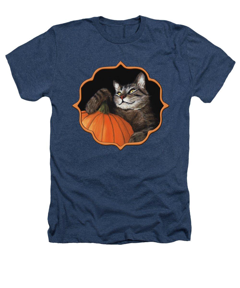 Pumpkin Heathers T-Shirts
