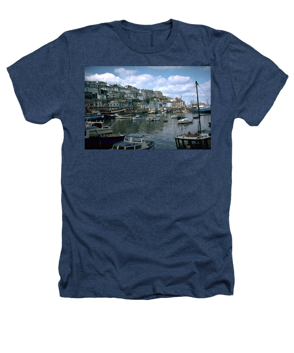 Great Britain Heathers T-Shirt featuring the photograph Harbor by Flavia Westerwelle