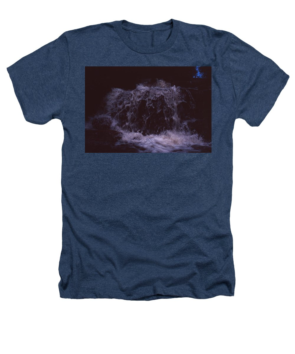 Bahia Heathers T-Shirt featuring the photograph In A Bahian Waterfall by Patrick Klauss