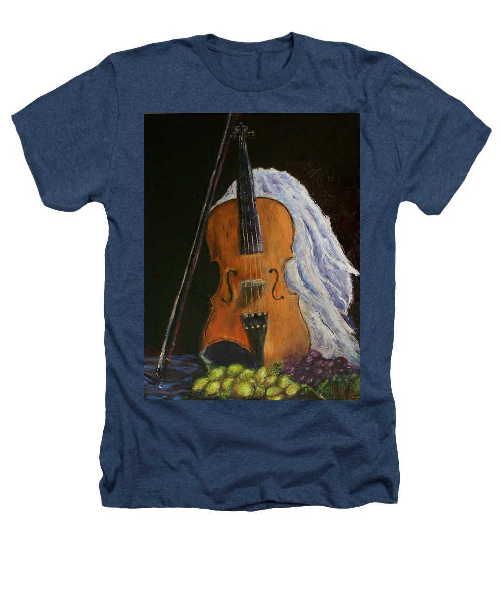 Original Heathers T-Shirt featuring the painting Intermission by Stephen King