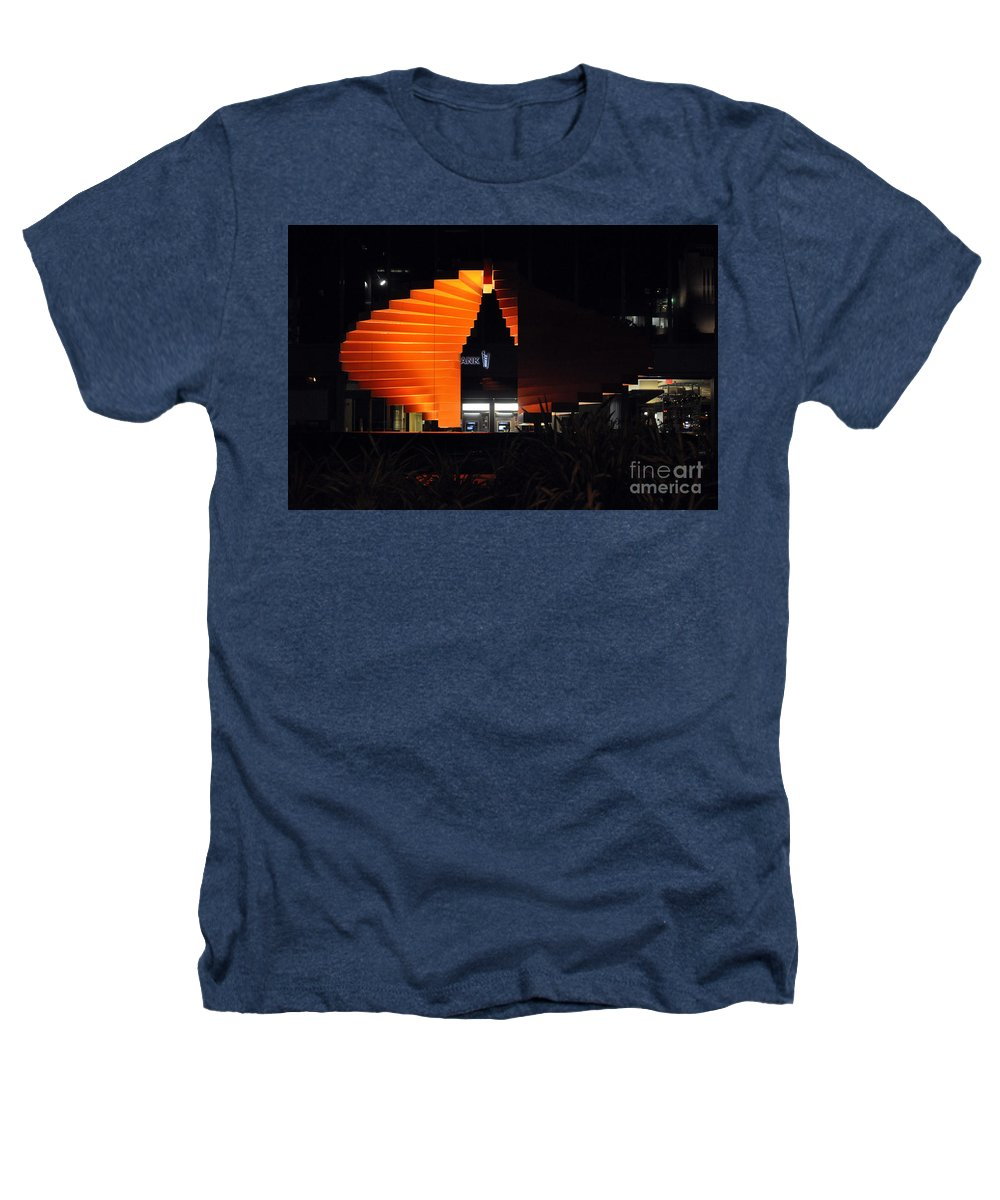 Clay Heathers T-Shirt featuring the photograph L.a. Nights by Clayton Bruster