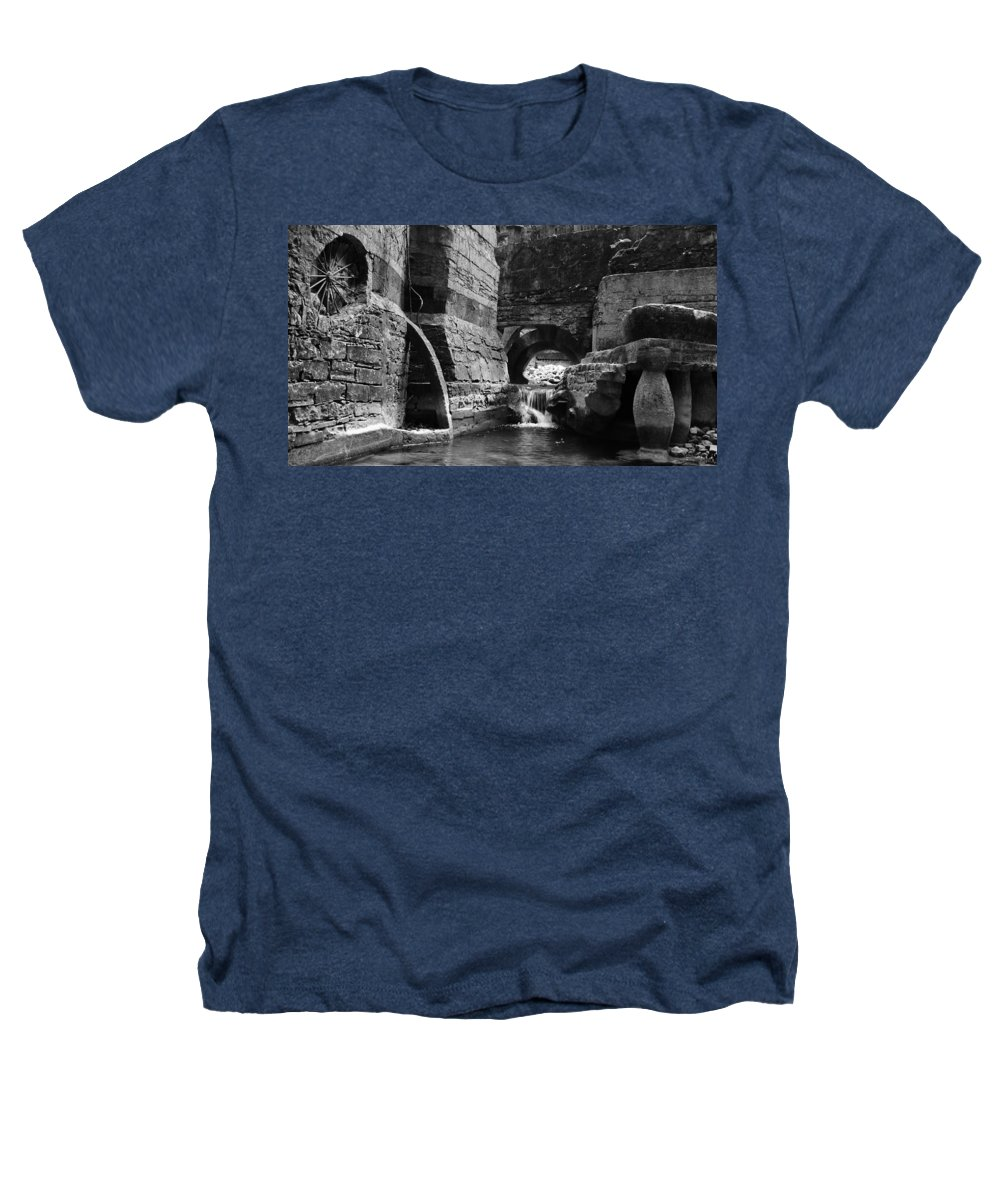 Skip Hunt Heathers T-Shirt featuring the photograph Las Pozas 1 by Skip Hunt
